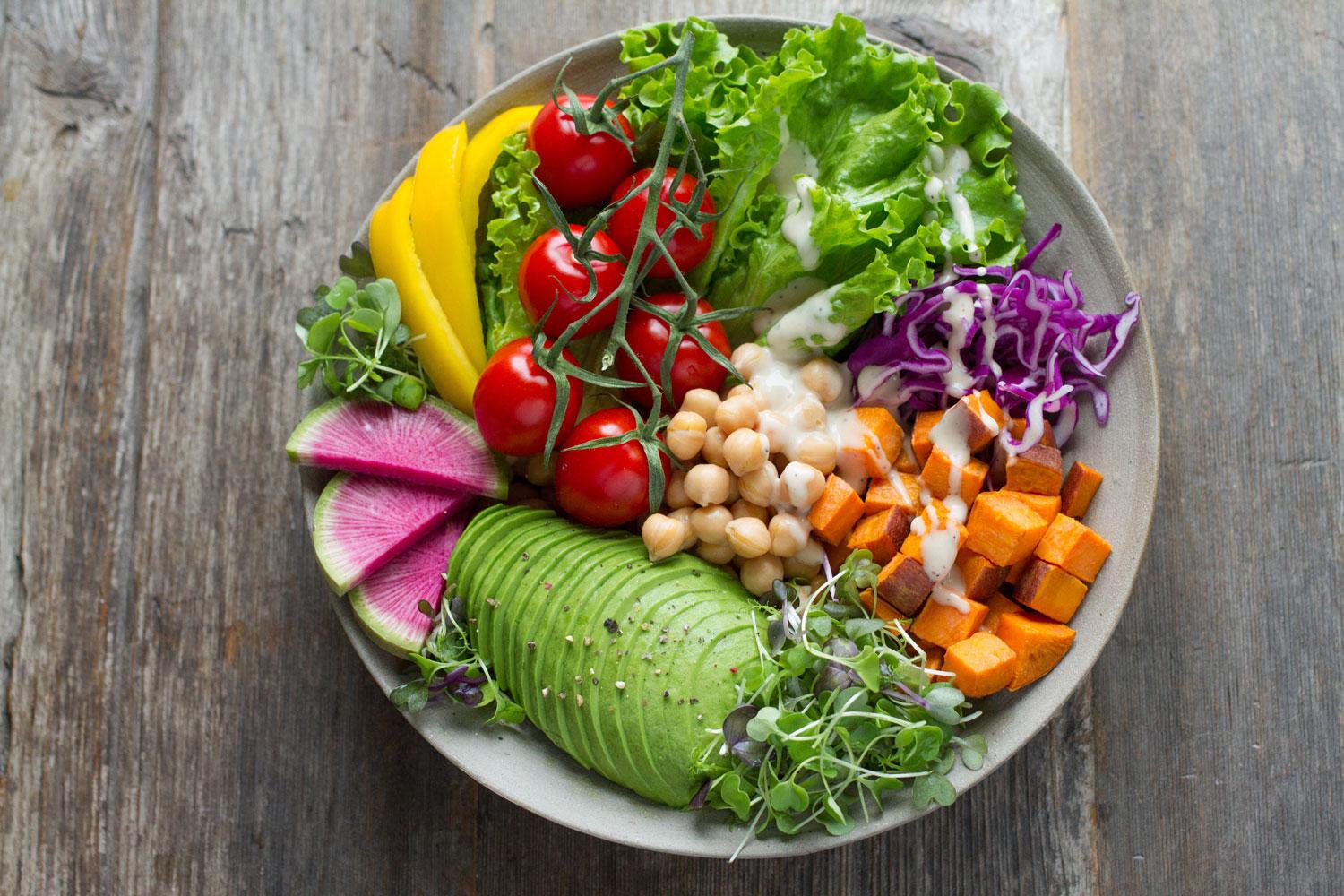 Gesund essen und genießen nach Feierabend